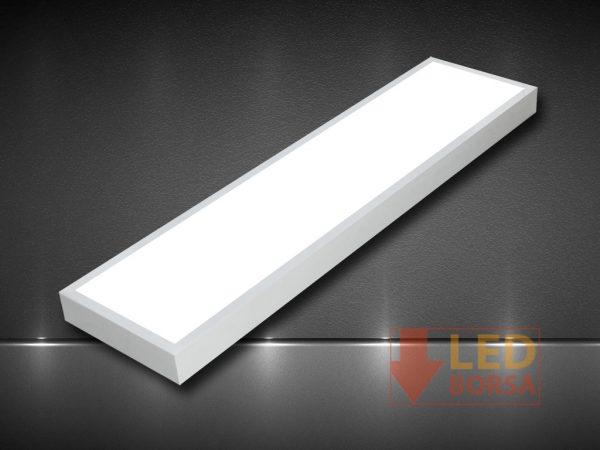 Sıva üstü led panel 30x120