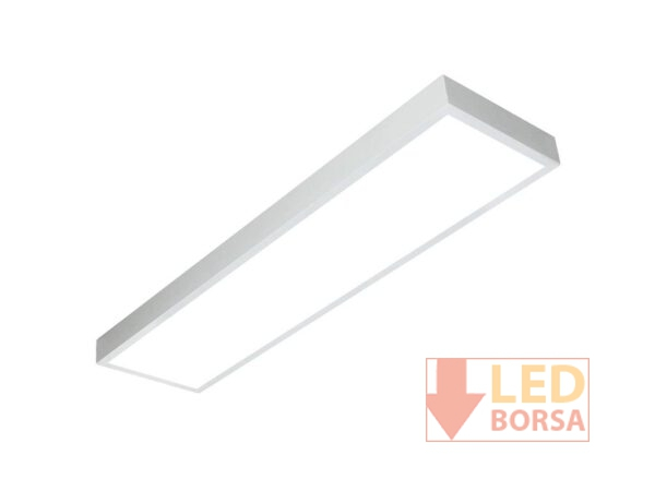 30x120 sıva üstü led panel