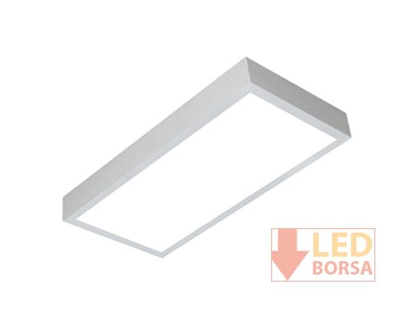 Sıva üstü LED panel 30x60 beyaz