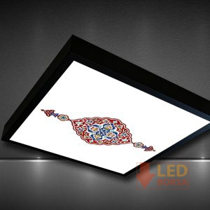 Selçuklu motif led panel