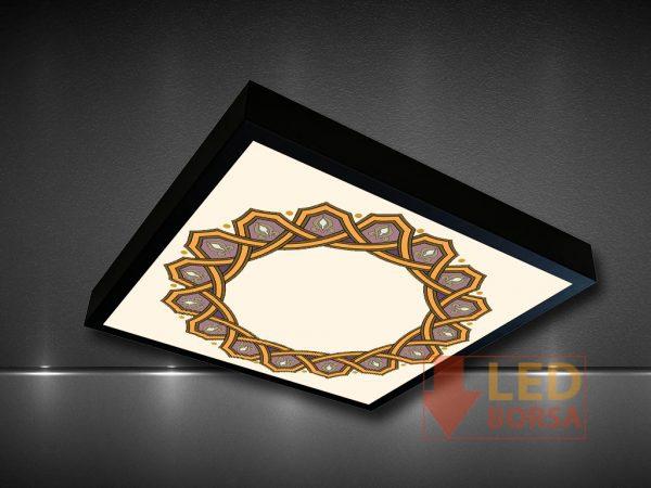 osmanlı motif led panel