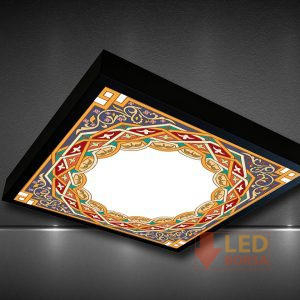 motif baskılı led panel 60x60