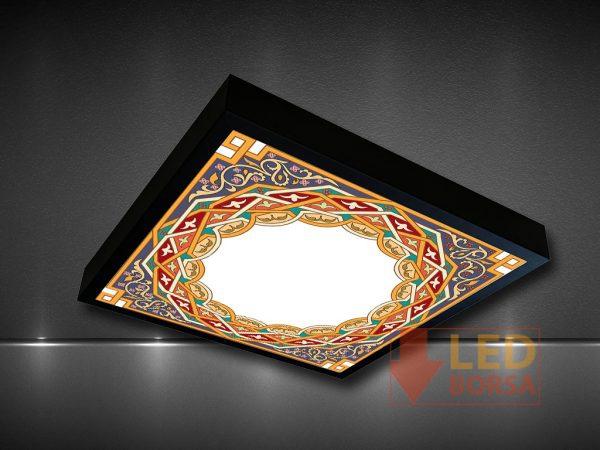 motif baskılı led panel 60x60