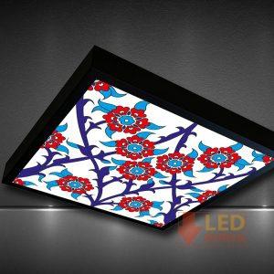 mozaik desenli led panel 60x60