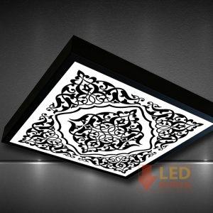 osmanlı desenli led panel 60x60 6500K