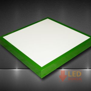 yeşil led panel 60x60