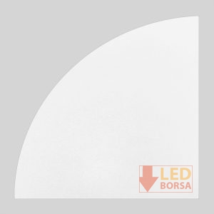 Desenli LED panel kapak 006