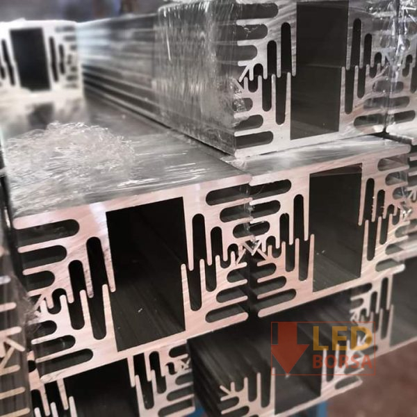alüminyum soğutucu profil 2