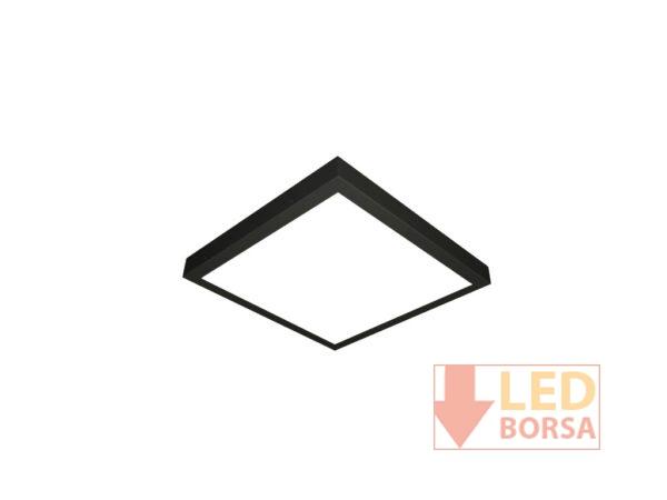 30x30 LED panel sıva üstü siyah
