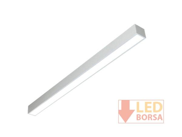 8x105 sıva üstü LED panel beyaz